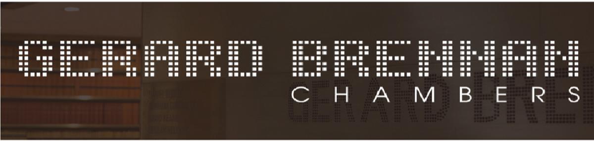 Header Image for Gerard Brennan Chambers