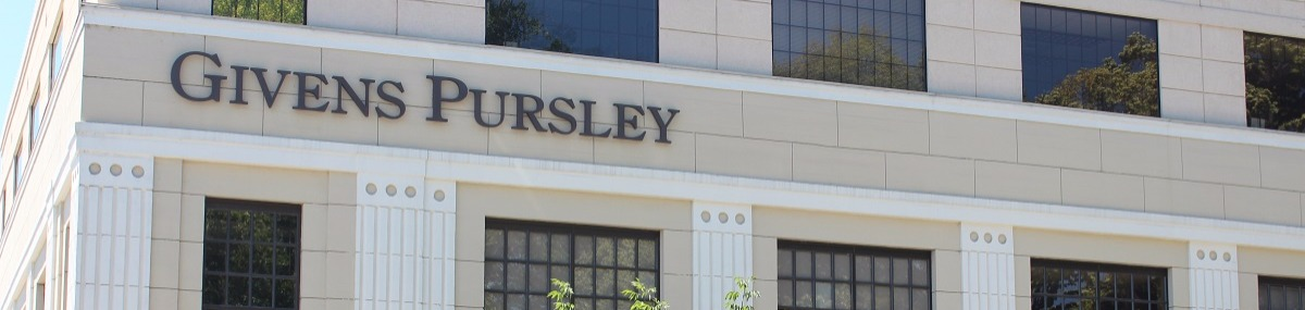 Header Image for Givens Pursley LLP