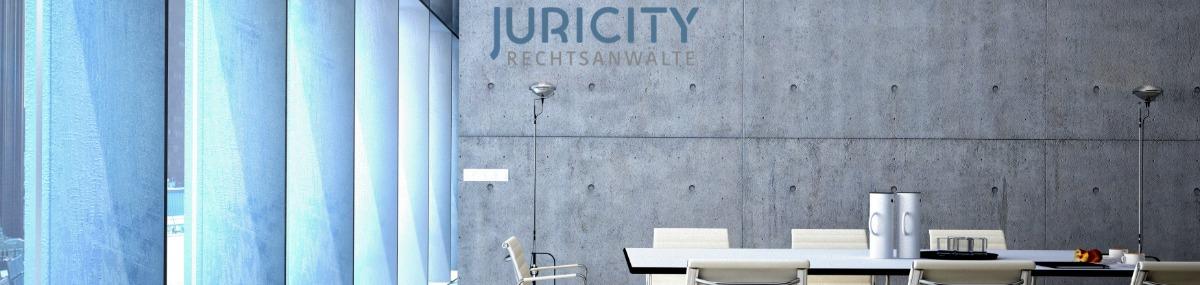 Header Image for JURICITY Rechtsanwälte