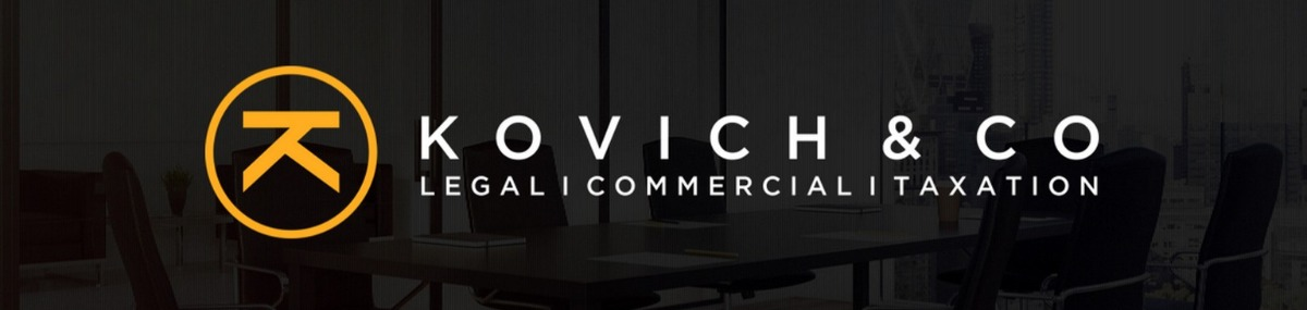 Header Image for Kovich & Co