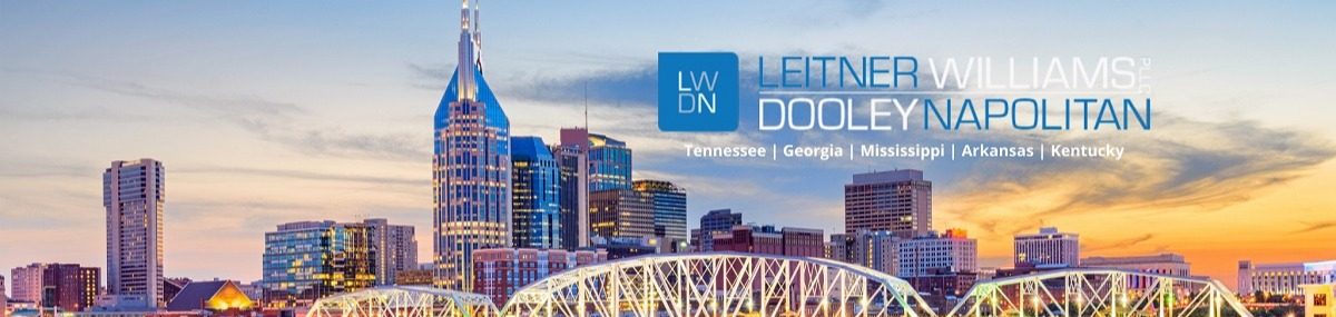 Header Image for Leitner, Williams, Dooley & Napolitan, PLLC