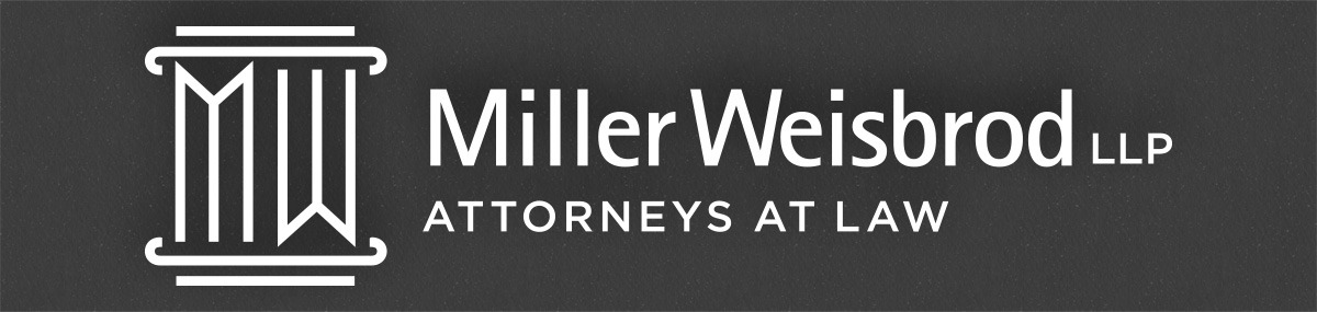 Header Image for Miller Weisbrod LLP