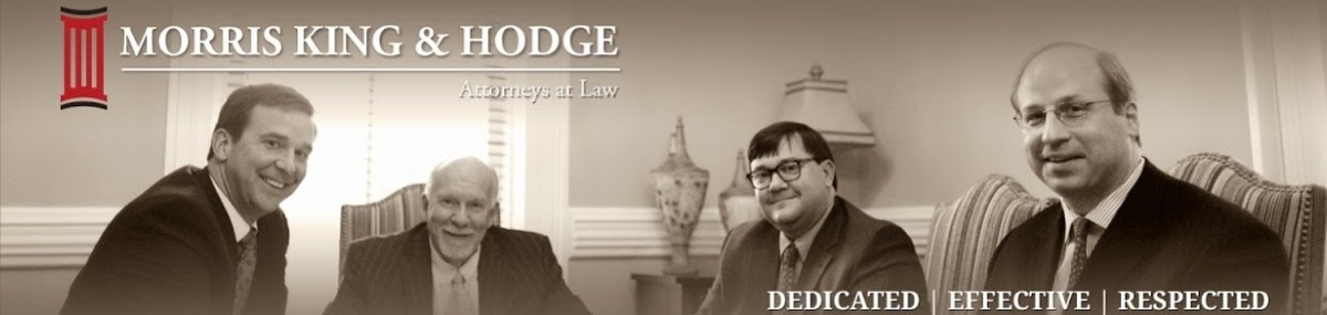 Header Image for Morris, King & Hodge P.C.