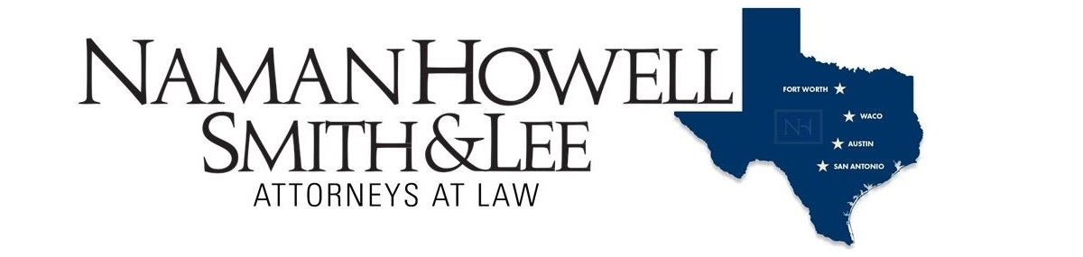 Header Image for Naman, Howell, Smith & Lee, PLLC
