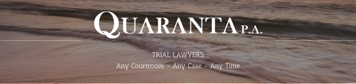 Header Image for QUARANTA PA - TRIAL LAWYERS