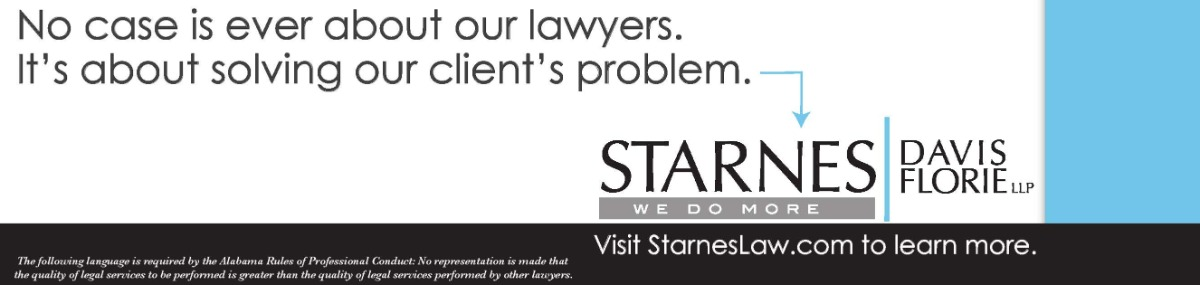 Header Image for Starnes Davis Florie LLP
