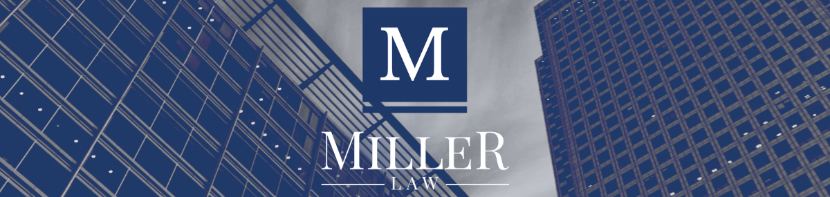 Header Image for The Miller Law Firm, P.C.