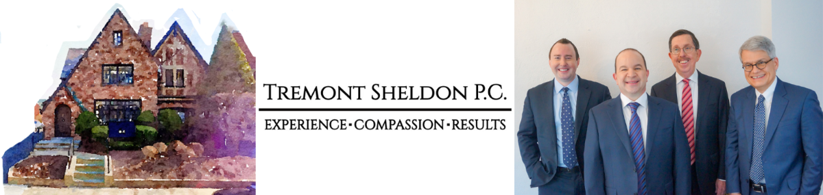 Header Image for Tremont Sheldon Robinson Mahoney P.C.