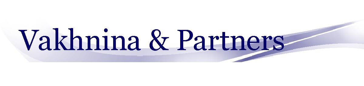 Header Image for Vakhnina & Partners