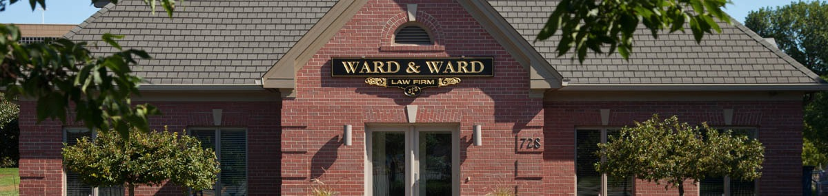 Header Image for Ward & Ward Law Firm