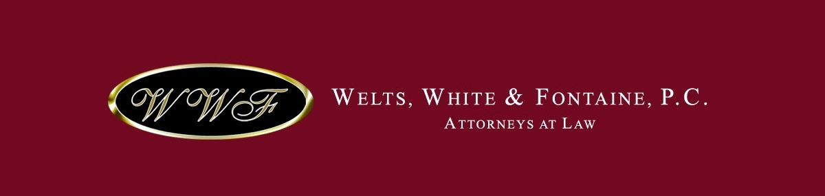 Header Image for Welts, White & Fontaine P.C.