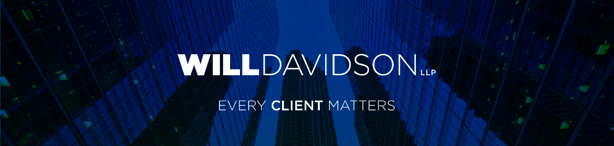 Header Image for Will Davidson LLP