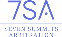 7SA Seven Summits Arbitration + ' logo'