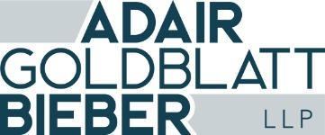 Adair Goldblatt Bieber LLP + ' logo'