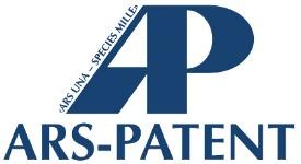 ARS-Patent + ' logo'