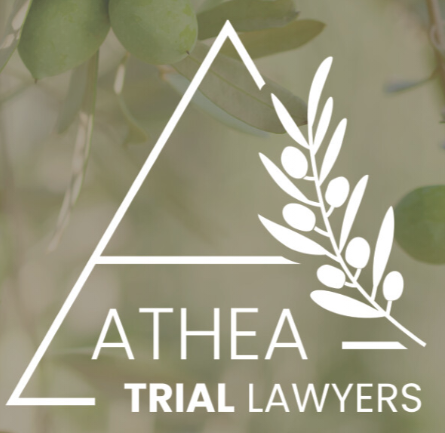 Athea Trial Lawyers LLP + ' logo'