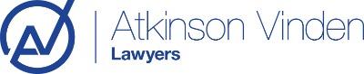 Atkinson Vinden Lawyers + ' logo'