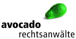 avocado rechtsanwälte + ' logo'