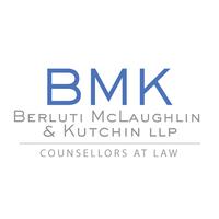 Berluti McLaughlin & Kutchin LLP + ' logo'