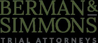 Berman & Simmons + ' logo'