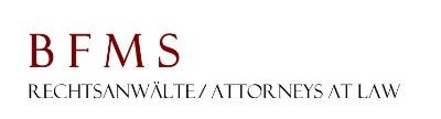 BFMS Rechtsanwälte + ' logo'