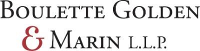 Boulette Golden & Marin L.L.P.