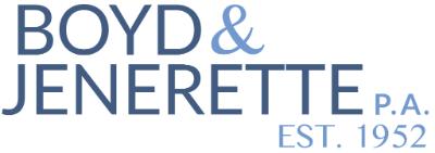 Boyd & Jenerette, P.A.