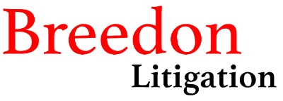 Image for Breedon Litigation