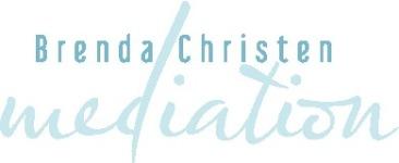 Brenda Christen Mediation + ' logo'