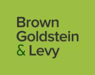 Brown Goldstein Levy LLP