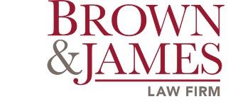 Brown & James , P.C. Logo