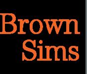 Brown Sims