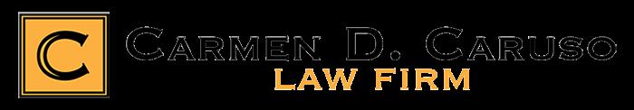 Carmen D. Caruso Law Firm Logo