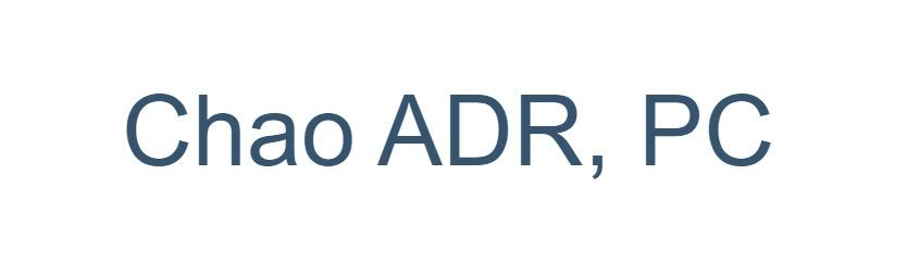Chao ADR, PC + ' logo'