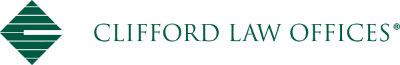 Clifford Law Offices + ' logo'