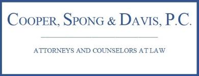Cooper, Spong & Davis, P.C.