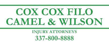 Cox, Cox, Filo, Camel & Wilson L.L.C.