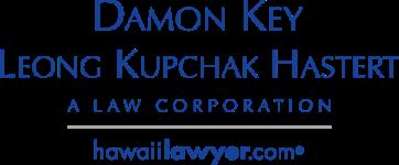 Damon Key Leong Kupchak Hastert ALC