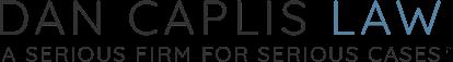 Dan Caplis Law + ' logo'