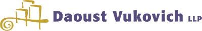 Daoust Vukovich LLP + ' logo'