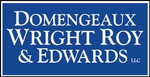 Domengeaux Wright Roy & Edwards LLC + ' logo'