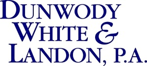 Image for Dunwody White & Landon, P.A.