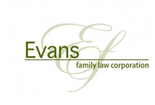 Evans Family Law Corporation + ' logo'