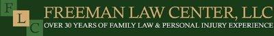 Freeman Law Center, LLC + ' logo'