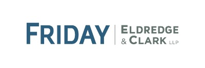 Friday Eldredge & Clark LLP + ' logo'