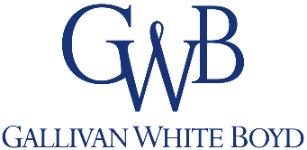 Gallivan, White & Boyd, P.A. + ' logo'