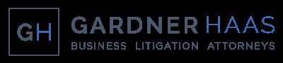 Gardner Haas PLLC + ' logo'