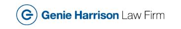 Genie Harrison Law Firm Logo
