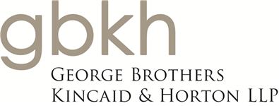 Image for George Brothers Kincaid & Horton LLP