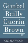 Image for Gimbel, Reilly, Guerin & Brown, LLP